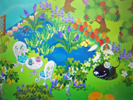 ガーデン画面