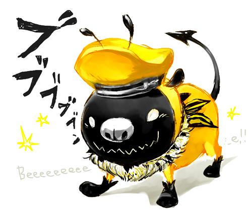 ミツバチミリタリー