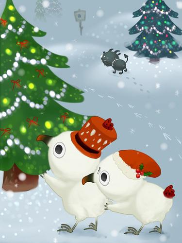 トリクリスマス