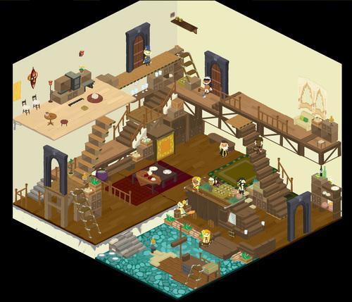 ロホホラ部屋2