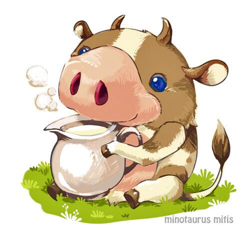 ゴズミルク