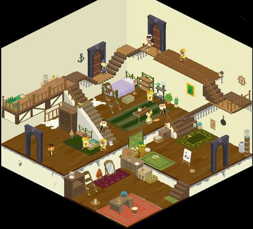 ロホホラ部屋